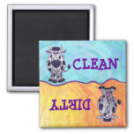 Cow Gifts & Accessories Fridge Magnets