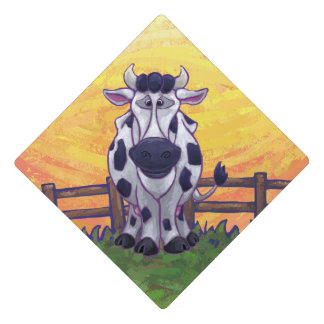 Cow Gifts & Accessories Graduation Cap Topper
