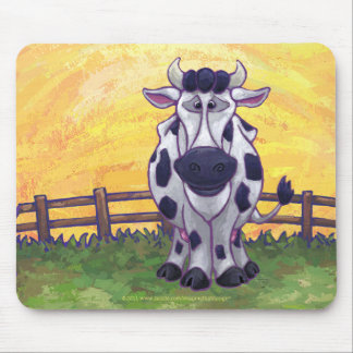Cow Gifts & Accessories Mouse Pad