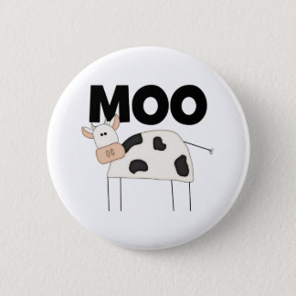 Cow Gifts Pinback Button