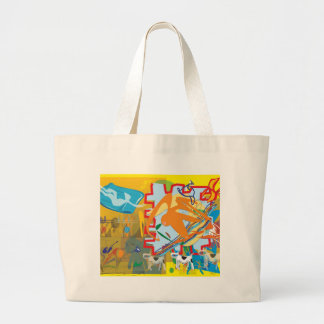 Cow Girls Love Lilos Tote Bags