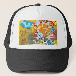 Cow Girls Love Lilos Trucker Hat