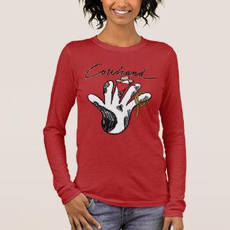 Cow Hand Ladies Long Sleeve Long Sleeve T-Shirt