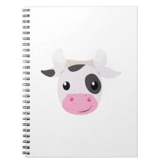 Cow Head Notebooks