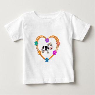 Cow Heart T Shirt