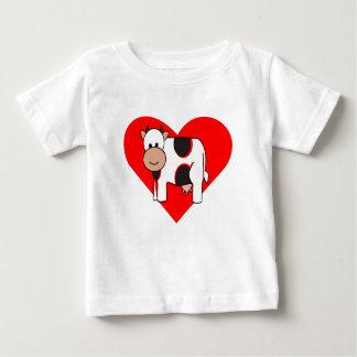 Cow Heart Tee Shirts