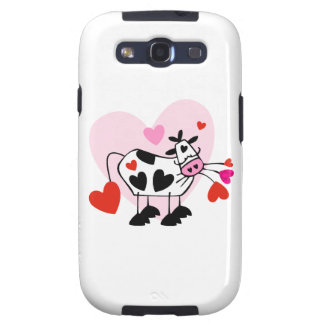 Cow Hearts Galaxy S3 Cases