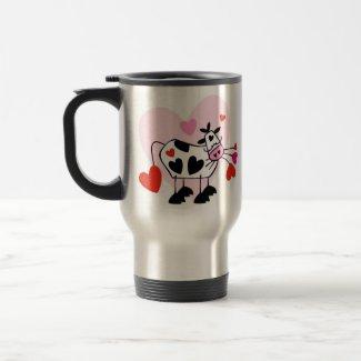 Cow Hearts mug