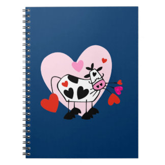 Cow Hearts Notebook
