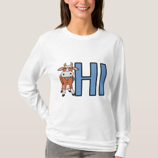 Cow Hi Tee Shirt