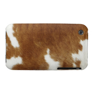 Cow hide iPhone 3 covers