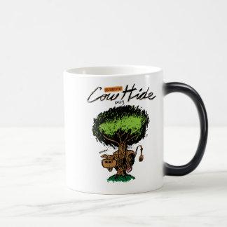 Cow Hide Morphing Mug