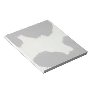 Cow Hide Notepad