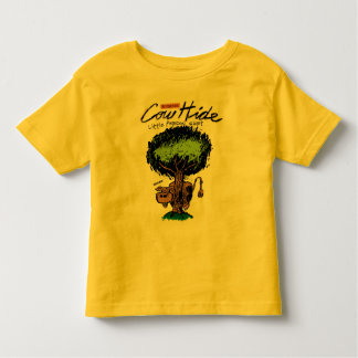 Cow Hide Toddler T-Shirt