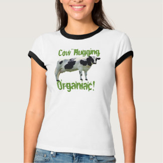 Cow Hugging Organiac T-shirt
