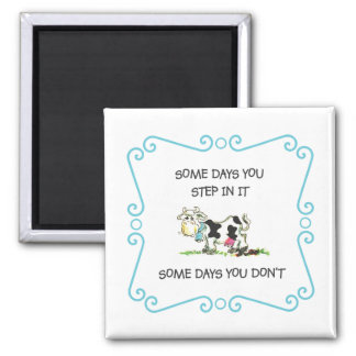 Cow Humours Magnet