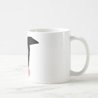 cow icon coffee mug