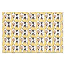 Cow Illustration tissue paper