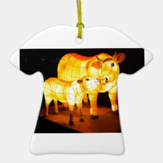 Cow Image Fash Ornaments