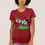 Cow in Meadow Shirt