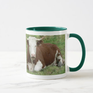Cow in the Grass Mug