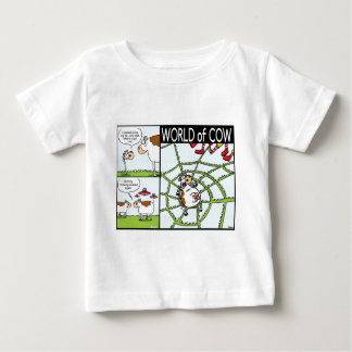 Cow Invasion, Extreme Lip-Biting and Burger Spider T-shirt