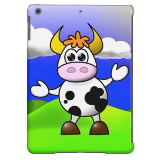 Cow is Here Cover For iPad Air