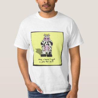 cow job sht T-Shirt