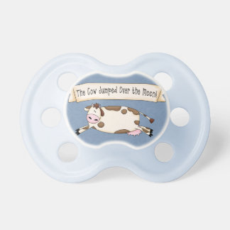 Cow jumped over the moon BogginHead Pacifier BooginHead Pacifier