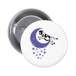 COW JUMPED OVER THE MOON PINS