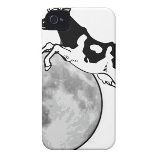 Cow Jumping over the Moon iPhone 4 Case-Mate Case
