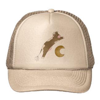 Cow Jumps Over Moon Trucker Hat