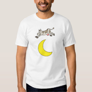 Cow Jumps Over the Moon T-Shirt