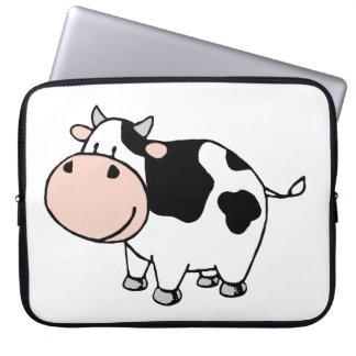 Cow Laptop Computer Sleeve