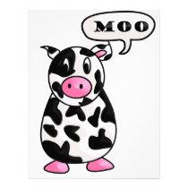 cow letterhead