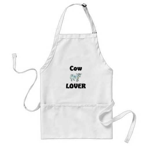 Cow Lover Aprons