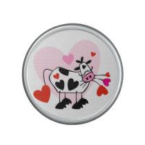 Cow Lover Bluetooth Speaker