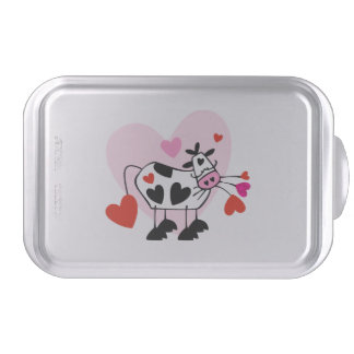 Cow Lover Cake Pan