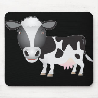 Cow Lover Mouse Pad