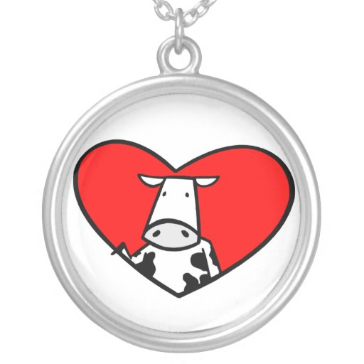 Cow Lover Necklace