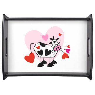 Cow Lover Serving Tray