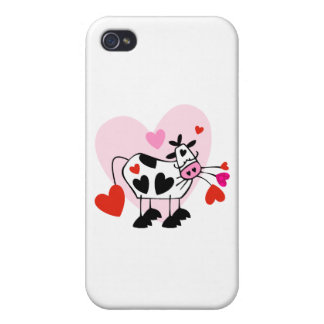 Cow Lovers iPhone 4/4S Cases