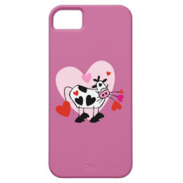 Cow Lovers iPhone SE/5/5s Case