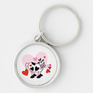 Cow Lovers Keychains