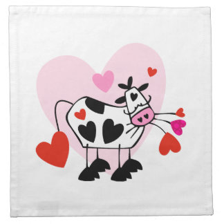 Cow Lovers Napkins