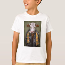 Cow Man T-Shirt