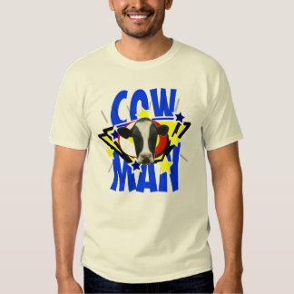 Cow Man Tee Shirt