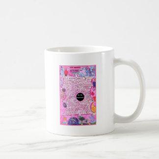 Cow-Mazing, Pluto! Coffee Mug