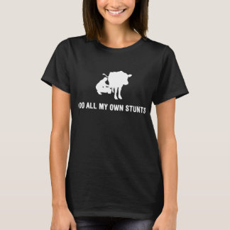 Cow Milking T-Shirt