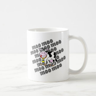 Cow Moo Coffee Mug